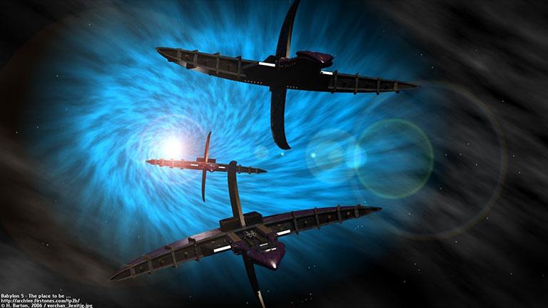 Крейсер класса «Ворчан» Республика Центавр, Вавилон-5