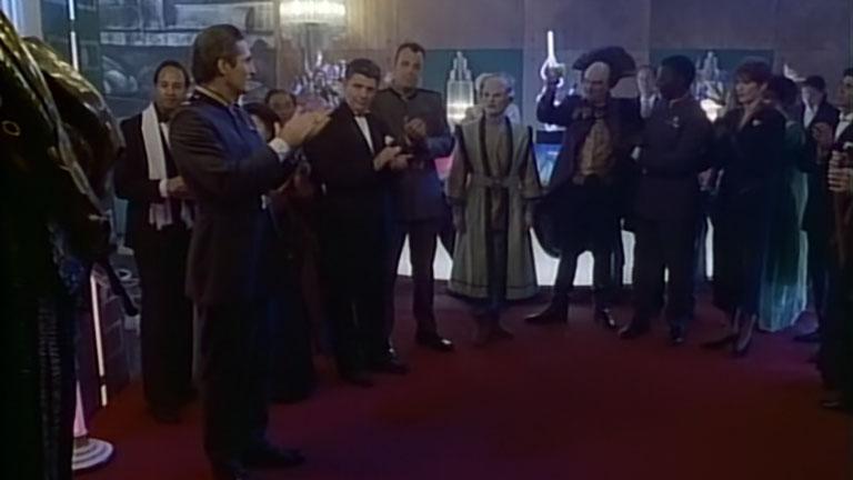 Встреча посла ворлона
