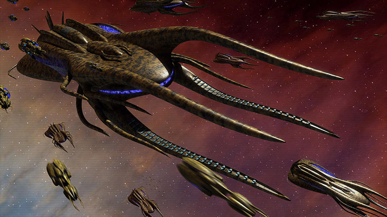 Флот Ворлонцев