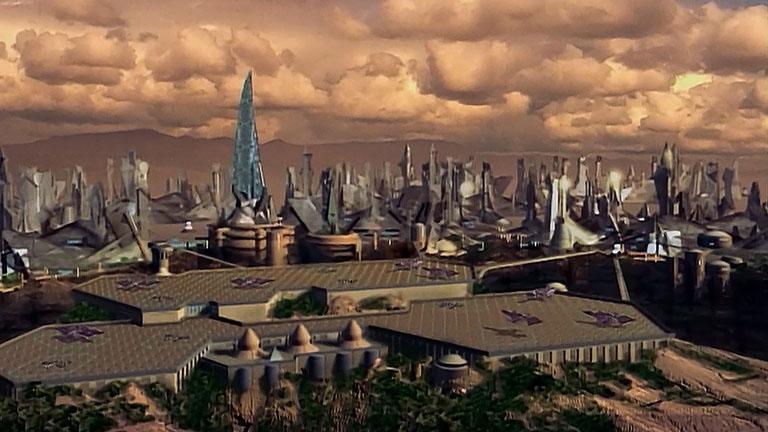 Тузанор (Город Печалей), планета Минбар, Вавилон-5