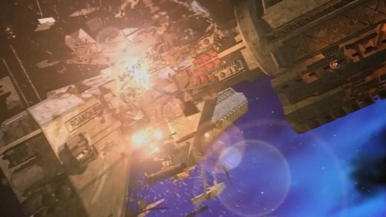 Столкновение кораблей, Severed Dreams, сериал Вавилон-5