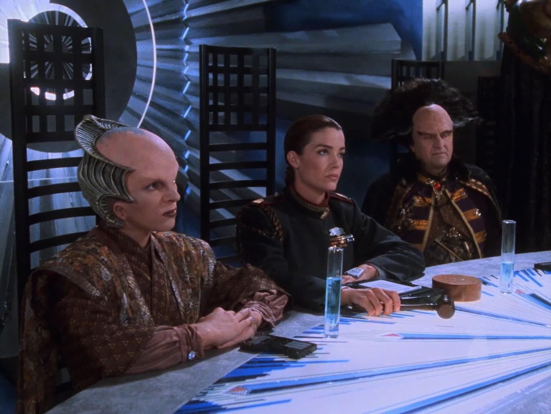 Изображение с Babylon 5 remastered