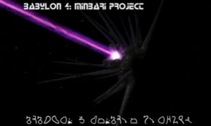 игра Babylon 5: The Geometry of Shadows – Minbari Project BETA